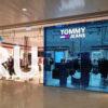 """Tommy Hilfiger & Tommy Jeans ТЦ Европейский Москва - Динамика Сервис - Открытие розничных магазинов """"под ключ"""", комплексное проектирование, проектирование магазинов, инженерные проекты, строительство, ремонт, торговое оборудование, оснащение, сервис."""