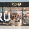 """BOGGI Milano - Авиапарк - Динамика Сервис - Открытие розничных магазинов """"под ключ"""", комплексное проектирование, проектирование магазинов, инженерные проекты, строительство, ремонт, торговое оборудование, оснащение, сервис."""
